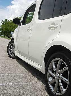 ¿Cómo se lo define? Es raro, porque es una combinación de SUV, hatchback...