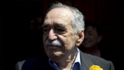 El escritor colombiano, Gabriel García Márquez, a sus 87 años.