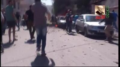Ataque bomba mata a 41 niños en una escuela en Siria