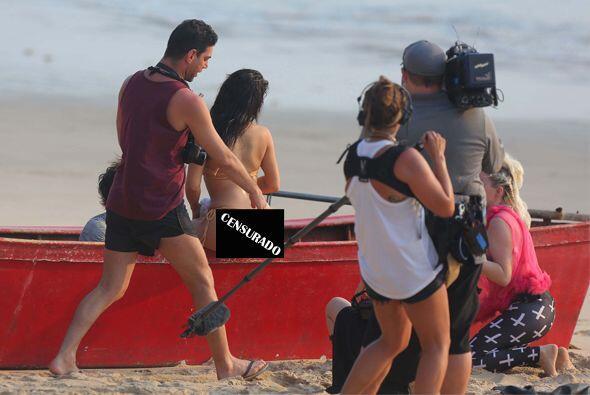 ¿Qué sorpresa nos tendrá preparada la Kardashian con estas sensuales fot...