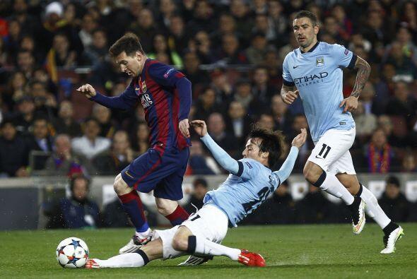 Manchester City mantuvo la intensidad y asumió riesgos dejando espacios...