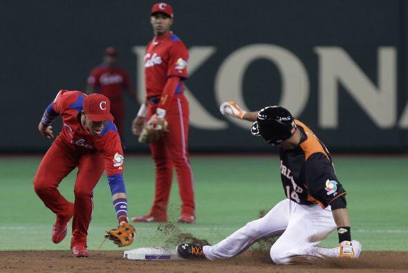 El Tokio Dome vio cómo a los cubanos se les escapó el part...