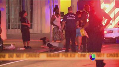 ¿Niños en un club nocturno de Miami?