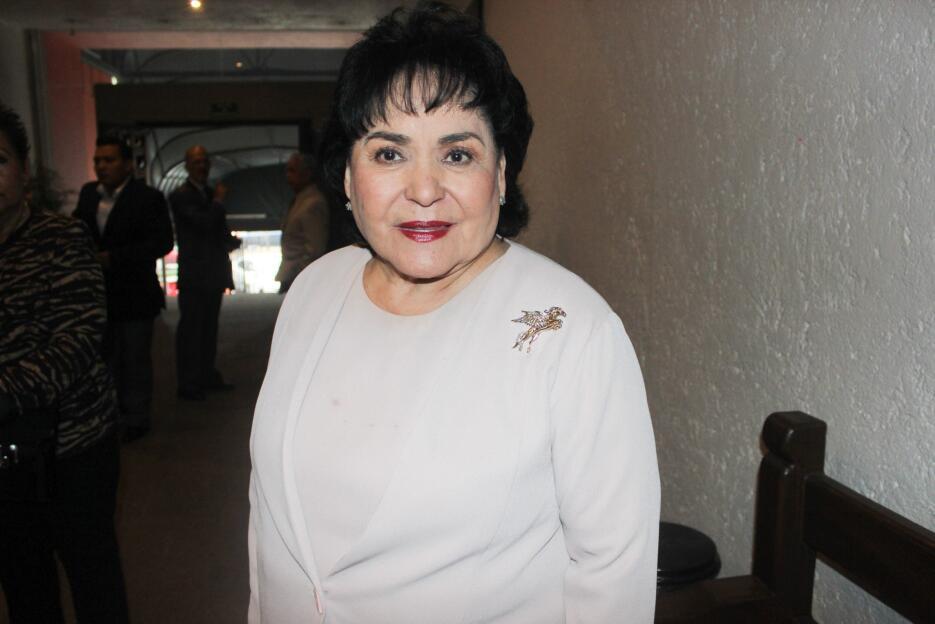Carmen Salinas.