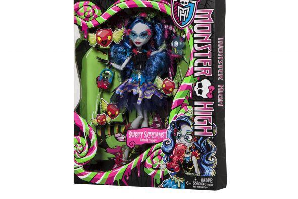 Como esta de Monster High que puedes comprar en $24.99