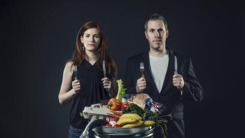 Just Eat It - Grant & Jen