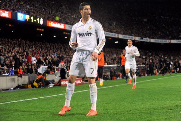 El portugués cayó al Camp Nou en el último Clásico de Real Madrid ante B...