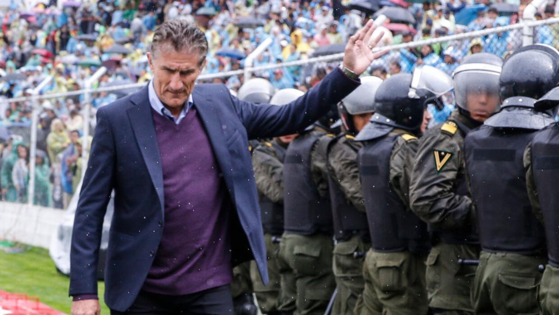 Entrenadores Argentinos