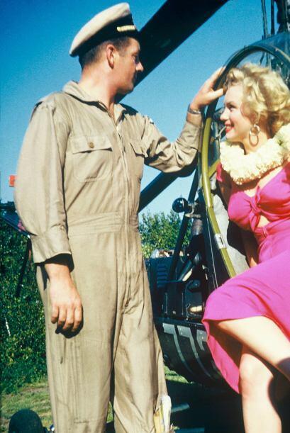 Fueron tomadas en San Diego en 1952.
