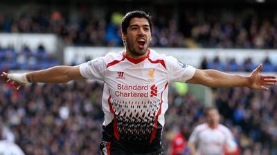 El 'Pistolero' Suárez venció en la votación a su compañero de club, Gerr...