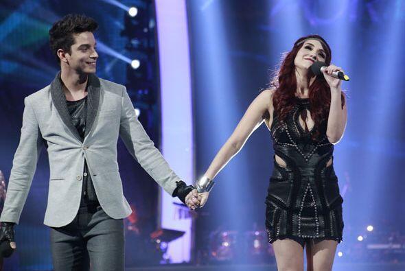 Pero fue sin duda un dueto muy bonito.