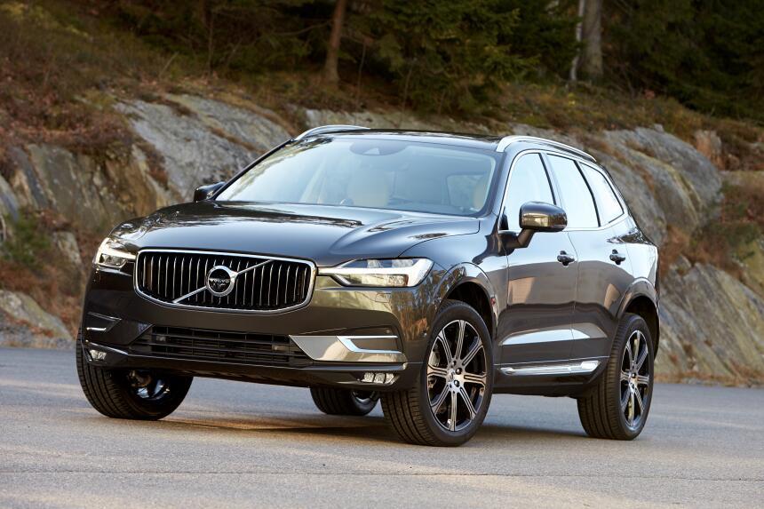 Las armas de la nueva Volvo XC60 son belleza y alta tecnología  205023_T...