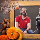 Los Compadres del Free-guey show están listos para rellenar el pavo en 'Acción de Gracias'