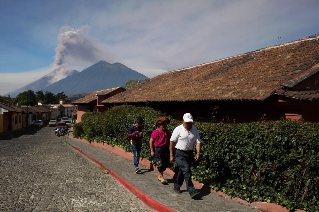 Volcán Guatemala
