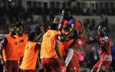 Panamá es tercero del Hexagonal Final con 10 puntos.
