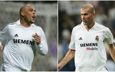 Ronaldo/Zidane