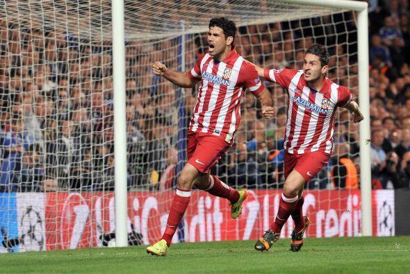 El Atlético de Madrid para llegar a la final tuvo que ganarle a equipos...