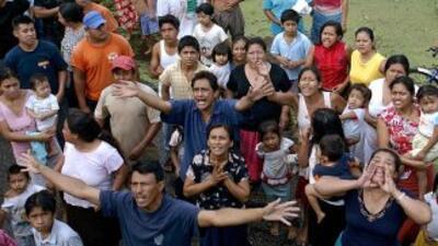 Los habitantes de Centla, México, viven expuestos a inundaciones cada añ...