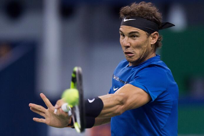Roger Federer: Campeón del Masters de Shangái gettyimages-861555624.jpg
