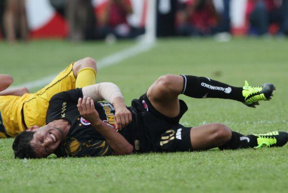 La otra polémica ocurrió cuando pidió al técnico Juan Antonio Luna, que...