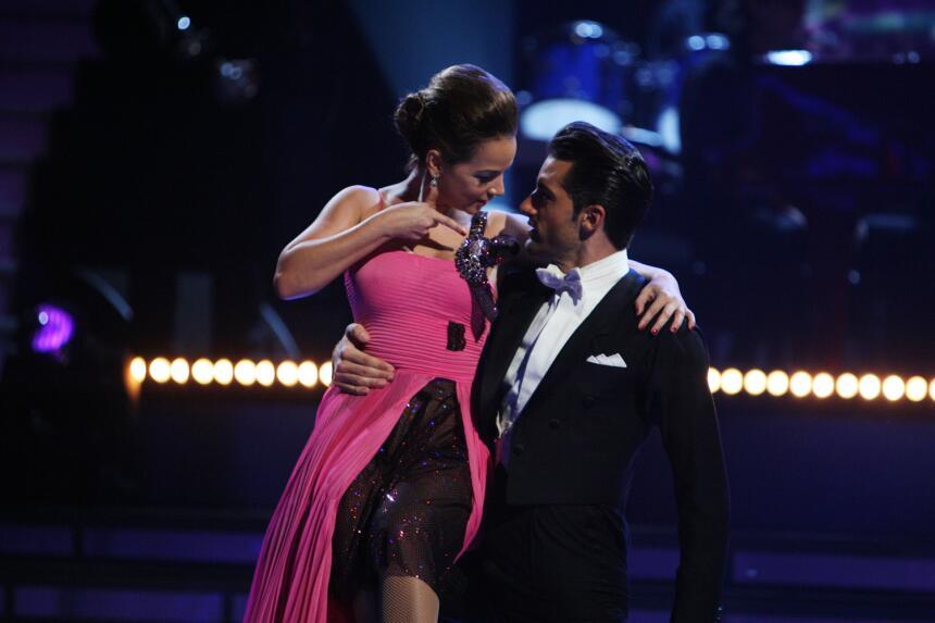 Adamary López y Toni Costa.