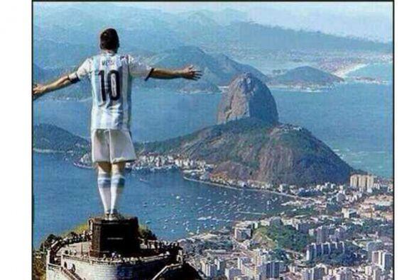 Un sustituto. Todo sobre el Mundial de Brasil 2014.