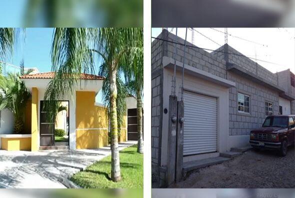 De la lujosa casa que tenía en la Nueva Italia, en Michoacán, se refugió...