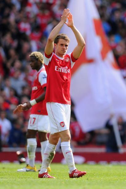 Ramsey le dio opciones de campeonar tanto a su club y un poco más al Che...