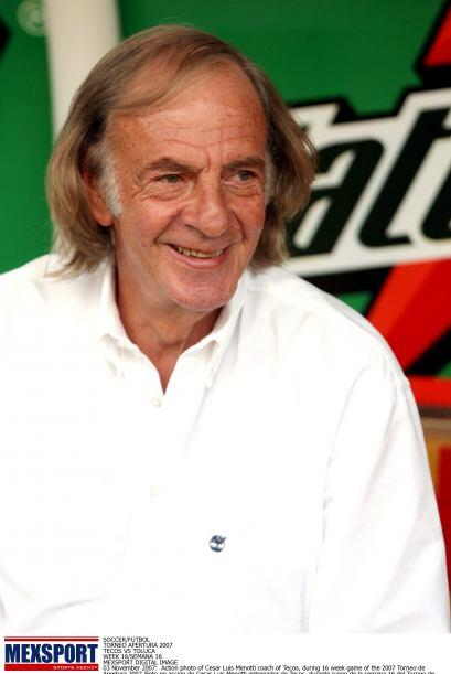 Aunque no se crea César Luis Menotti, el técnico que llevó a Argentina a...