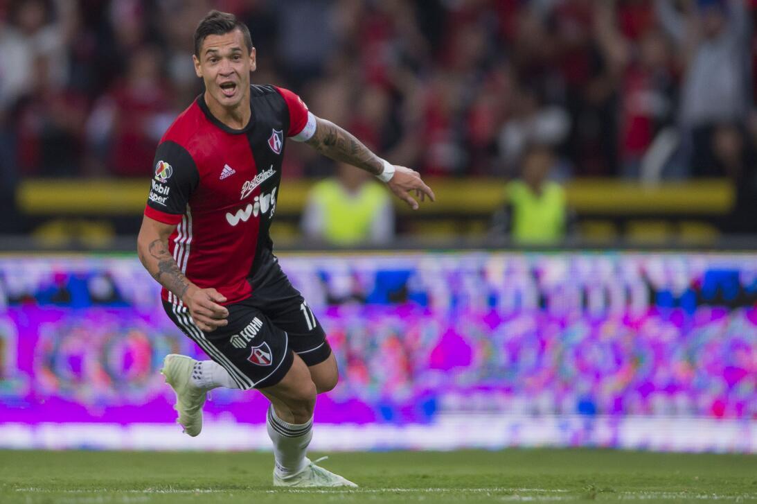 Fotos: así quedó la tabla de goleadores tras la fecha 15 del Clausura 20...