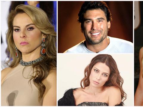 Actores de telenovelas en Hollywood