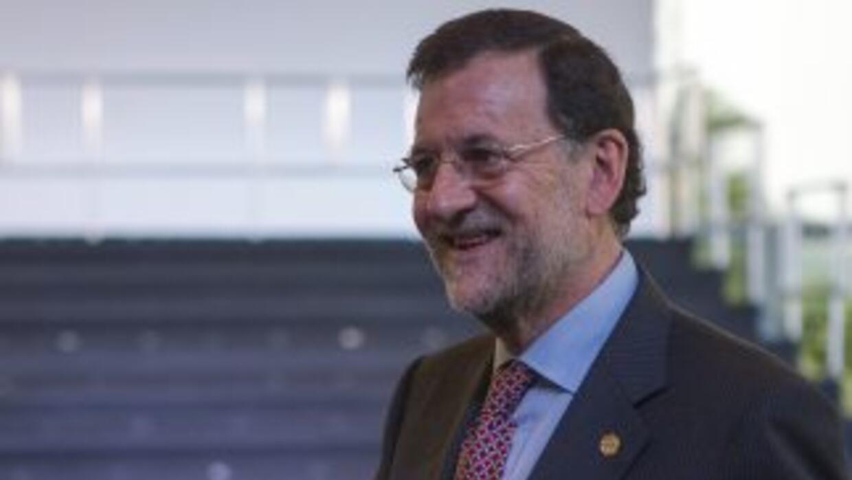 Rajoy hará la solicitud a los 27 Estados miembros de la UE, que se reuni...