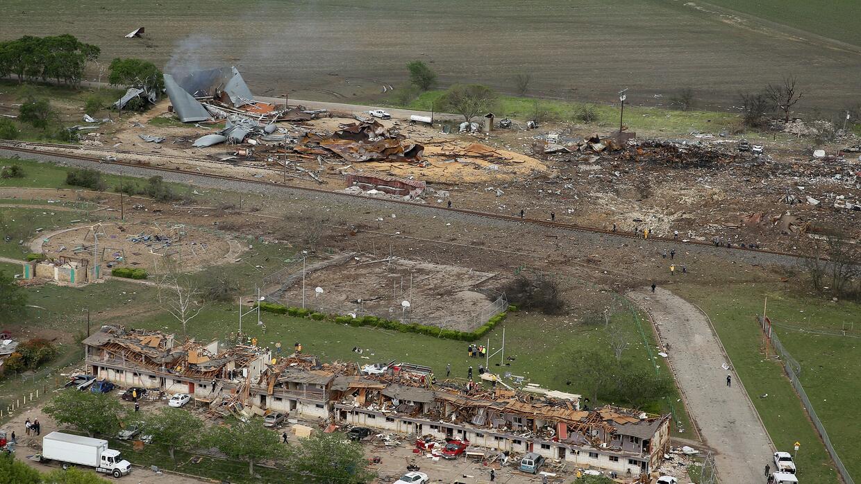 Explosión dejó más de 160 heridos y al menos 500 casas y escuelas destru...
