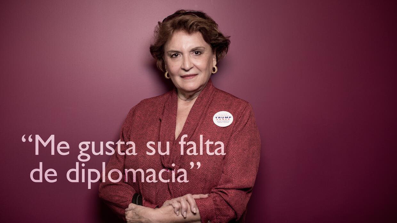 Ana María Lamar estaba cansada de los demócratas.