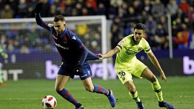 Barcelona quedaría fuera de la Copa del Rey por alineación indebida