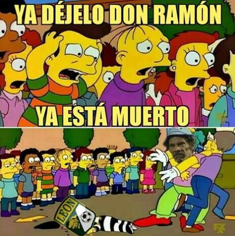 Memes jornada 5 Clausura 2018