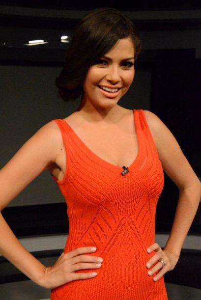 Ana Patricia ahora se destaca como conductora en Despierta América