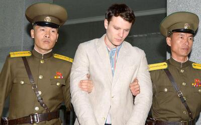 En video: Muere estudiante estadounidense que fue liberado por Corea del...