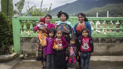 La mayor ola de familias migrantes en 2018 llegó de Guatemala