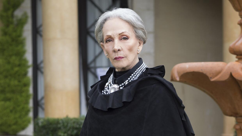 Mujer poderosa, influyente y heredera de las empresas Ángeles.