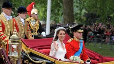 La boda real fue seguida por millones en todo el mundo. Sin embargo, no...