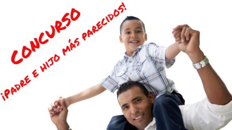 ¡Este Día del Padre celebra lo mucho que tú y tu hijo se parecen y podrí...