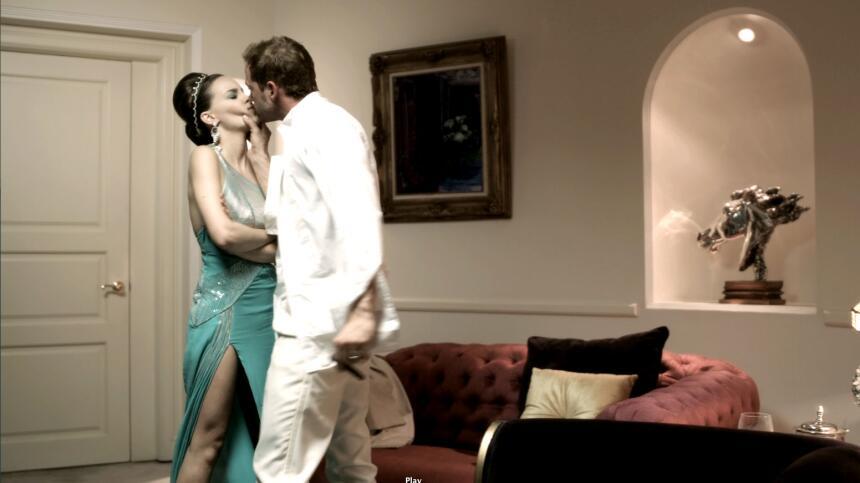 Belinda y William Levy