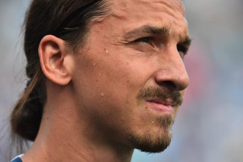 Zlatan Ibrahimovic jugará el año que viene en Los Ángeles Galaxy GettyIm...
