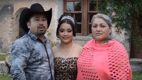 El video-invitación a los 15 años de Rubí Ibarra se volvió viral a pocas...