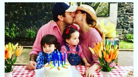 Jorge Salinas cumpleaños 49
