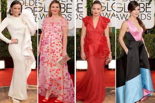 Estas famosas destacaron... ¡Pero por su pésimo gusto al vestir! Desgrac...