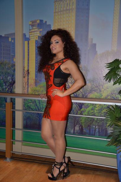 Anova también es dominicana, pero ella vive en Massachusetts, donde ha p...