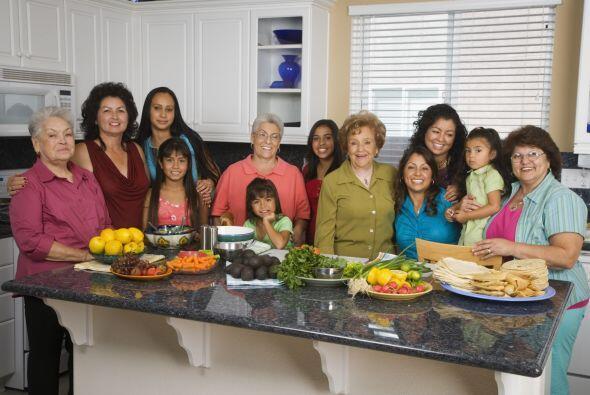 """""""Para las mamás que celebran el Día de la Madre con las suegras, siempre..."""