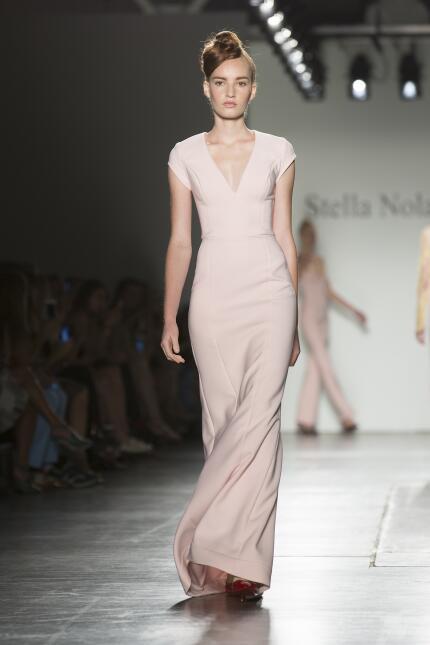 Stella Nolasco NYFW
